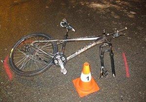 Záhadná smrt cyklisty (†50) na Olomoucku: Sjel ze srázu na rovném úseku