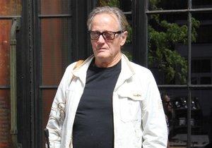 Peter Fonda je smutný. Další jeho herecký kolega z Bestarostné jízdy zemřel na rakovinu