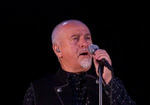 Peter Gabriel míří do Prahy