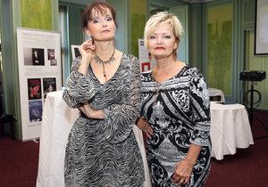 Jana Hrušková a Eva Hrušková mají napjatý vztah.