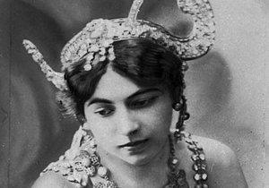 Mata Hari, tanečnice a špionka s tragickým osudem