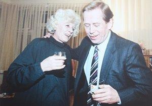 Vašek Havel se prý Olze svěřoval se vším – i s milenkami.