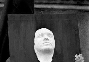 V absolutním utajení snímal posmrtnou masku Jana Palacha sochař Olbram Zoubek.