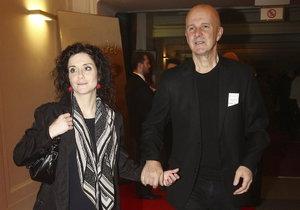 Lucia Šoralová s Ondřejem Soukupem