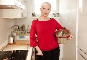 Kateřina Kornová si úplně změnila jídelníček, a to byl jen začátek.