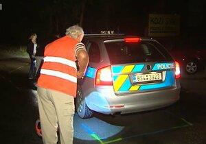 Policie dopadla řidiče, který měl srazit na přechodu v Havířově 14letou holčičku (ilustrační foto).