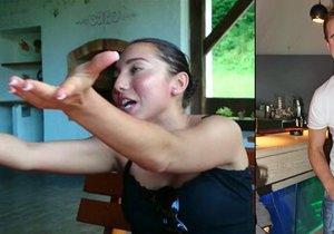 Bývalá milenka Miroslava Hraběte (33) Miriam Bittóvá (24) se po hrůzném zážitku v Americe, kdy ji znásilnili, léčila v protialkoholní léčebně. Neuspěšně! Opilou a vulgární modelku odvezla policie na záchytku!