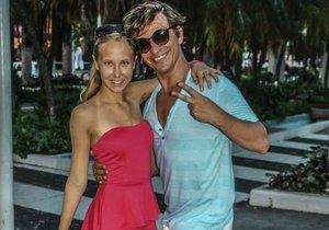 Za Denisou Grossovou přijel její učitel tance