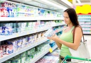 Jak se správně značí jogurty?