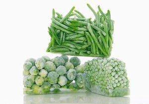 Pokud potraviny zmrazíte správně, zachovají si všechny výživné látky i původní chuť.