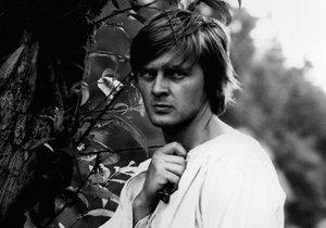 Ivan Luťanský hrál třeba ve filmu Zápisník zmizelého.