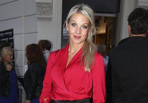 Laurinová se při natáčení seriálu setkala s různými případy.