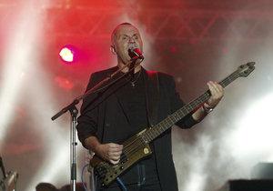 Frontman legendární skupiny Elán Jožo Ráž