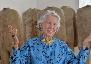 Mecenáška umění Meda Mládková slaví 95. narozeniny