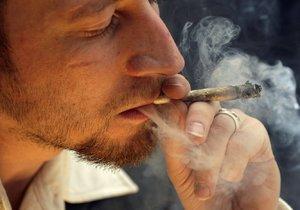 Rekreační kouření marihuany bude v Kanadě od září legální (ilustrační foto)