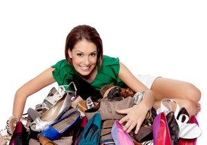 Správně ošetřované boty budou krásné dlouhá léta.