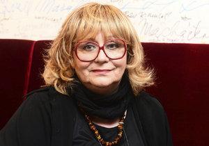 Naďa Urbánková promluvila o rakovině.