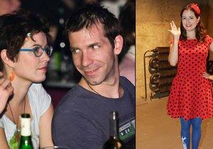 Zuzana Norisová nyní žije v Bratislavě s partnerem Ondrejem a malou dcerkou Júlií.