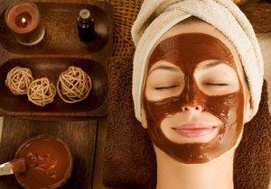 Dopřejte si lázně v podobě domácí čokoládové kosmetiky