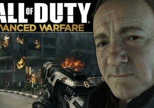 Call of Duty: Advanced Warfare je vysokooktanová jízda, která baví po celou dobu, i když vás v singleplayeru vodí za ručičku