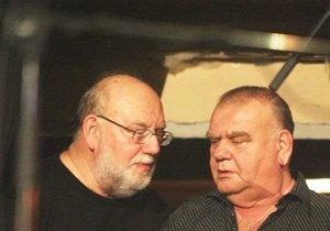 Bratři Jan a František Nedvědovi spolu nekomunikují.