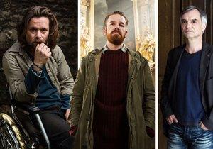 Nové seriály jsou plné mužných hrdinů.