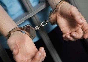Drzého zloděje, kterého neodradil ani spící majitel vykrádaného bytu, soud poslal do vazby. Ilustrační foto