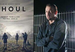Petr Jákl (41) natočil film Ghoul o ukrajinském kanibalovi Čikatilovi. Je okolo něj totiž mnoho tajemství.