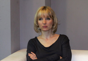Petra Paroubková utekla od manžela.