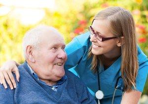 Iva Holmerová: I s demencí se dá kvalitně žít (ilustrační foto)