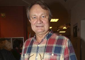 Režisér Jiří Adamec slaví 70. narozeniny.