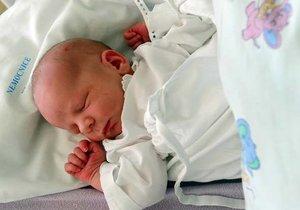 Do babyboxu v Opavě někdo ve čtvrtek odložil novorozeného chlapce. (ilustrační foto)