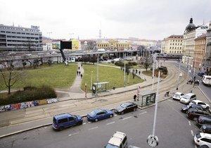 V těchto místech na Těšnově, kde dříve stálo  Denisovo nádraží, má stát galerie, v níž vystaví Slovanskou epopej.