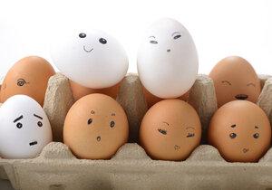 Špatným skladováním a nevhodnou teplotou vejce rychle ztrácejí na kvalitě a případně se i kazí.