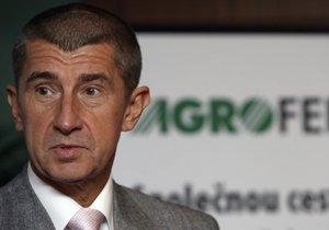Byly dotace pro Agrofert střetem zájmů? Evropská komise už má všechny dokumenty