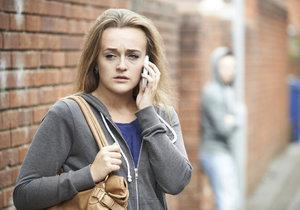 Ženu (23) pronásleduje i po roce od rozchodu její expřítel. Ilustrační foto
