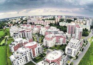 EKOSPOL hodlá zastavět západ Horních Počernic, konkrétně mezi ulicemi Ve Žlíbku, K Berance a Olomoucká (D11), několikapodlažními moderními domy. (ilustrační foto)