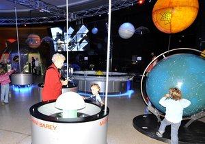 Planetárium ve Stromovce chystá modernizaci vesmírné oblohy (ilustrační foto).