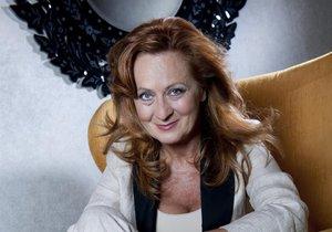 Simona Stašová vzpomínala na své herecké začátky.