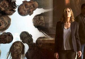 Seriál Živí mrtví: Počátek konce vypadá velmi dobře.