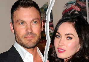 Manželství Megan Fox a Briana Austina Greena je konec.