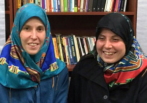 Hance a Tonče pomohla na svobodu turecká humanitární organizace