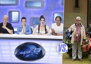 Vinaři v neděli večer porazili ve sledovanosti SuperStar.