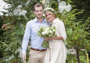 Vendulu Svobodovou a jejího manžela dělí věkový rozdíl 16 let.