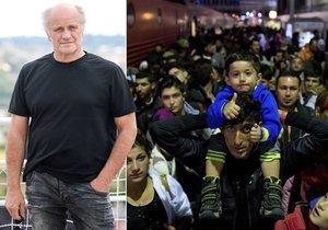 Podle Michaela Kocába je současná migrační krize jen začátek.