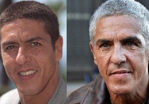 Herec Samy Naceri, známý ze série Taxi, zestárl do krásy.