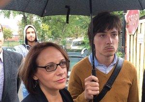 Primátorka Krnáčová připustila, že by se náměstkovi Stropnickému vrátily kompetence.