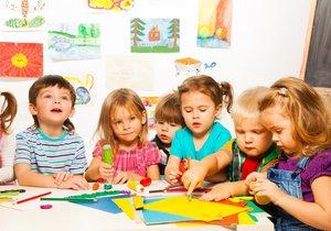 Školky v Brně budou nově přijímat děti podle jejich bydliště. Ilustrační foto.