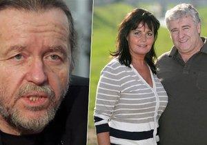 Eva a Vašek se rozhádali s majitelem Šlágr TV Peterkou.
