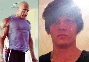 Andrej se snažil být svalnatý jako The Rock. Zradilo ho ale srdce.